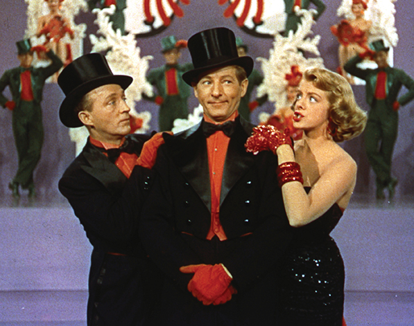 White Christmas. White Christmas. Courtesy of Paramount Pictures