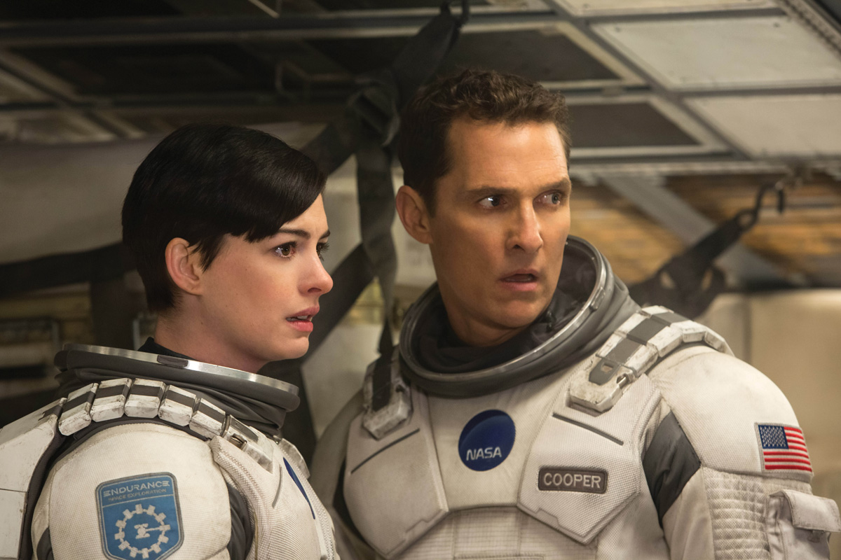 Interstellar. Paramount Pictures