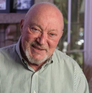 Jerry Greenberg. Portrait by Wm. Stetz