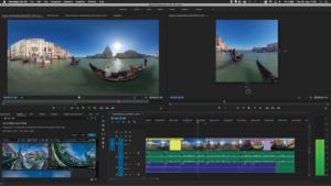 Head Immersed in the Creative CloudAdobe Enhances Premiere