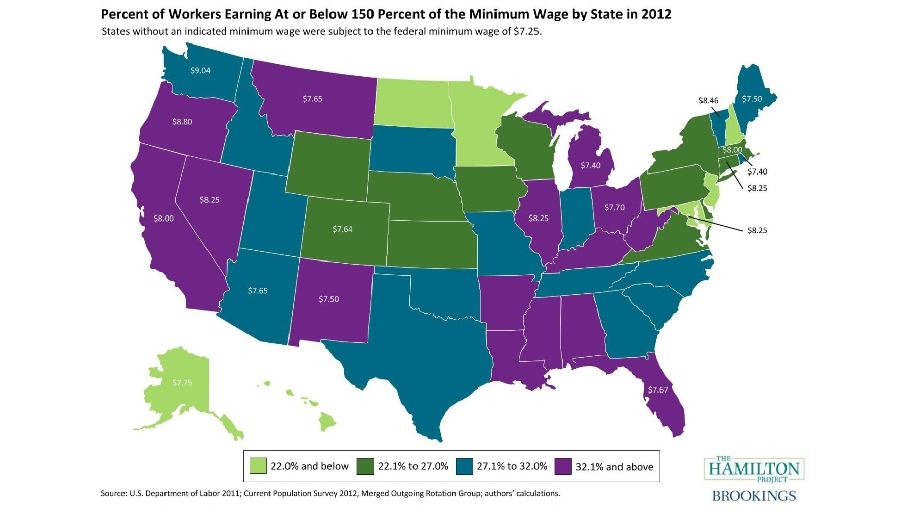 minimum wage us map cropped