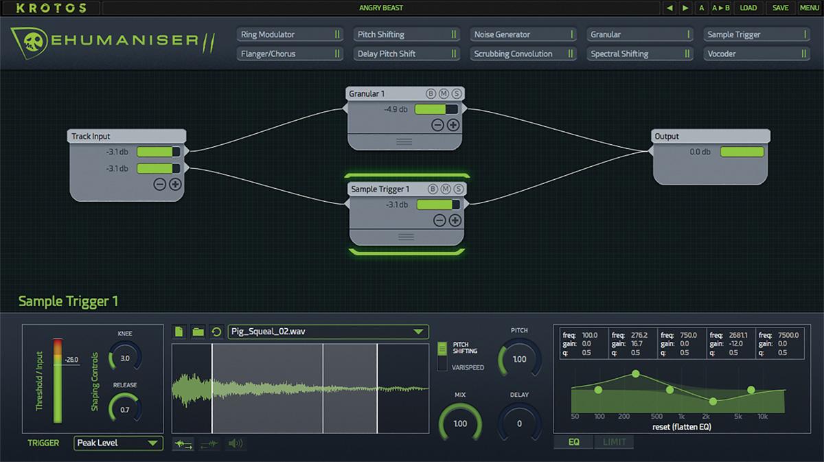 A Bundle of Sounds – New Krotos Audio Plug-Ins Cover a