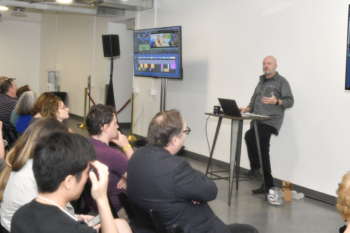 <em>Avid's product solutions specialist Michael Krukick discusses the upcoming new version of Media Composer.</em>