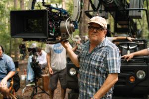 "Cinematographer Tim Ives on the ""Stranger Things"" set"