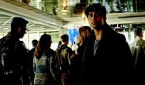 "Suraj Sharma in ""Little America."""