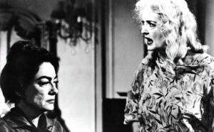 "Joan Crawford and Bette Davis in ""What Ever Happened to Baby Jane?"" PHOTO: PHOTOFEST"