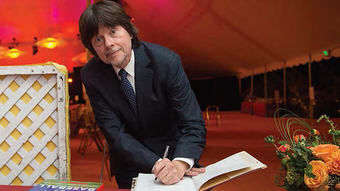 "Ken Burns: ""We wanted to serve the creative people we were hiring."" PHOTO: GETTY IMAGES"