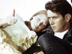 "Sissy Spacek and Martin Sheen in ""Badlands."""