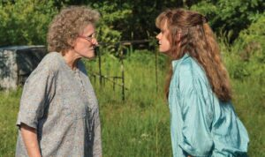 "Backwoods: Glenn Close and Amy Adams in ""Hillbilly Elegy."""