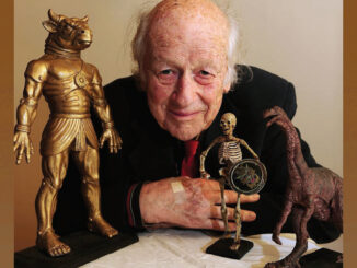Ray Harryhausen.