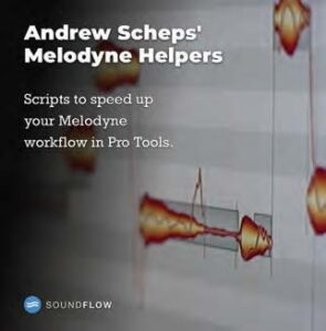 Andrew Scheps created a Melodyne tutorial for YouTube.