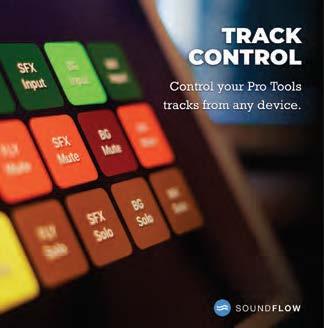 SoundFlow Track Control