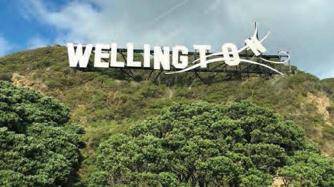 Welcome to Wellington.